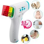 6-Softula Forehead Thermometer Fast Reading within 0.5 Seconds